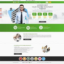 GlobalBuildInvest.Com shot
