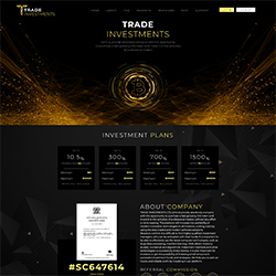Trade.Investments shot