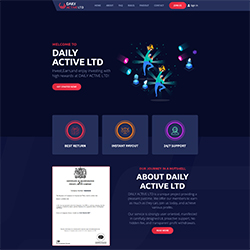 DailyActive.Ltd shot