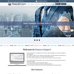Financial-Empire.Biz shot
