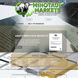 Minotaur-Markets.Com shot